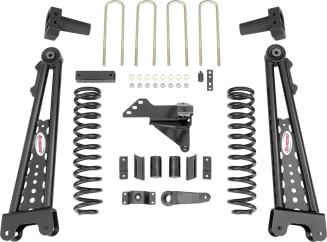 2017 - 2011 Ford F250 / F350 4WD Diesel - 5-in. Radius Arm System - RS66552B