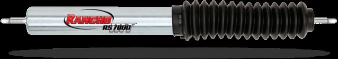 Rancho RS7000MT Monotube Steering Damper - RS7402