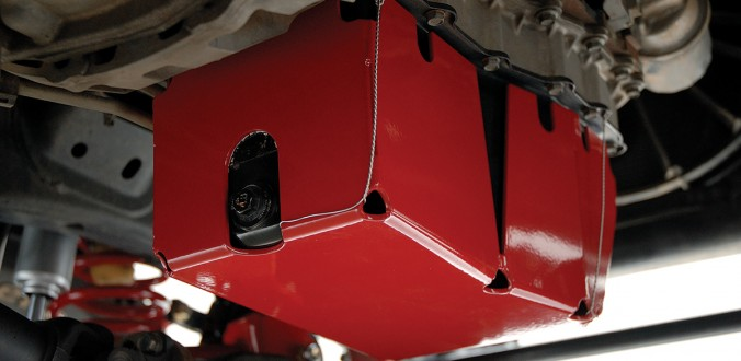 Oil Pan Protection - 4.0L I6 - rockGEAR™