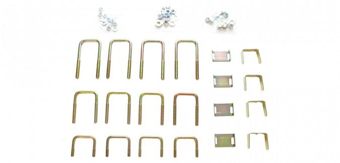 Rancho Lev-A-Load Adjustable Leaf Bracket Kit - RS50616