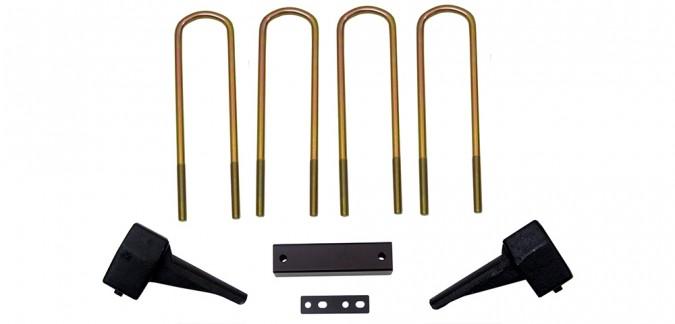 Rancho Suspension Leaf Spring Block Kit - RS886504