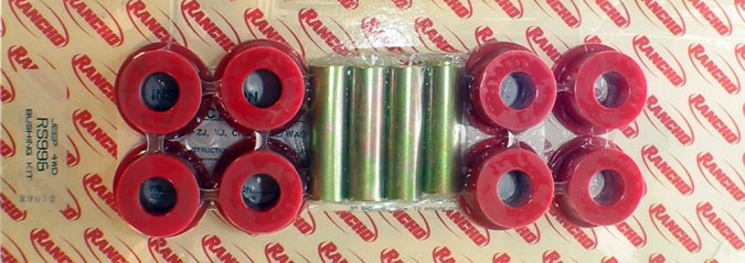 Rancho Leaf Spring Bushing Kits - RS996