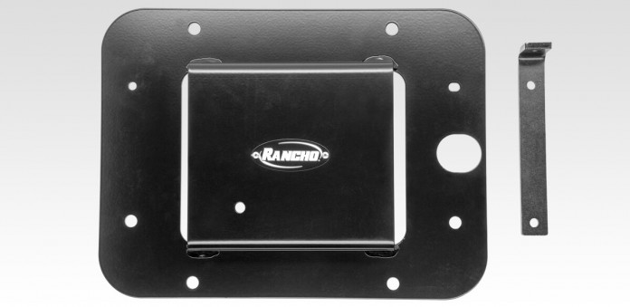 Rear Door Cover Plate - rockGEAR™