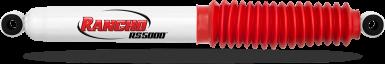 Rancho Single Steering Damper Kit - RS97325