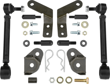 Rancho Front Disconnect Sway Bar Link Kit - RS62126B