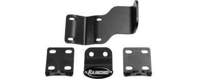 Rancho Dual Steering Damper Bracket- RS64101