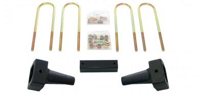 Rancho Suspension Leaf Spring Block Kit - RS80053