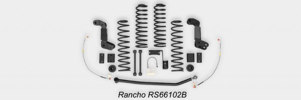 Rancho-RS66102B-Suspension-System