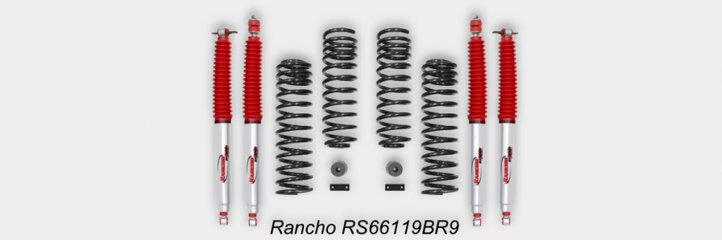 Rancho-RS66119BR9-Suspension-System