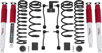 2018 Jeep Wrangler JL Unlimited NON-Rubicon 4WD - 3.5-in. Sport Suspension System w/RS5000X Shocks - RS66124BR5