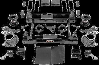 2018 - 2014 Chevy Silverado / GMC Sierra 1500 4WD - O.E. Aluminum Upper Control Arms - 4.5-in. Suspension System - RS66309B