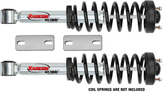 2013 - 2009 Ford F150 - 2-in. LEVEL IT System w/ RS7000MT Front Shocks - RS66503R7