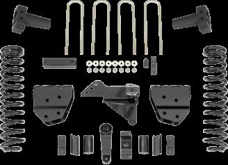 2020 - 2011 Ford F250 / F350 4WD Diesel - 5-in. Drop Bracket System - RS66554B