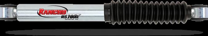 Rancho RS7000MT Monotube Steering Damper - RS7416
