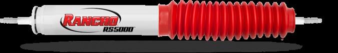 Rancho Single Steering Damper Kit - RS97481