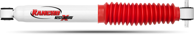 Rancho RS5000X Shock Absorber - RS55301