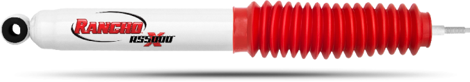 Rancho RS5000X Shock Absorber - RS55272