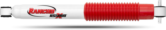 Rancho RS5000X Shock Absorber - RS55330
