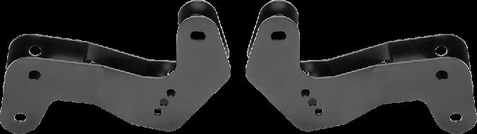 Rancho Control Arm Geometry Correction Brackets - RS62118B