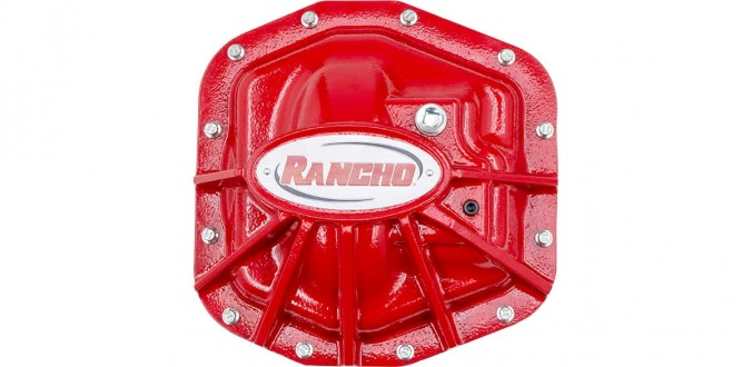 Rancho Differential Cover - Dana 44 - Front - RS62119