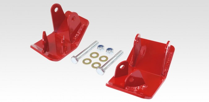 Rancho Rear Shock and Control Arm Skid - RS62135