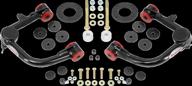 Rancho Performance Control Arm Upgrade Kit - Black - RS64902