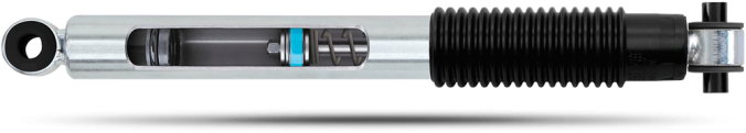 Rancho RS7000MT Monotube Shock Absorber - RS7066
