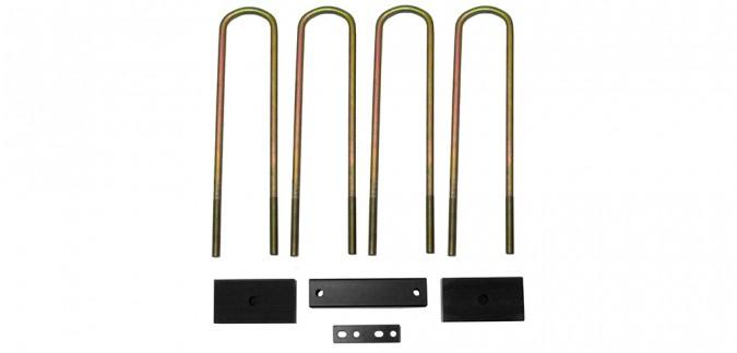 Rancho Suspension Leaf Spring Block Kit - RS886502