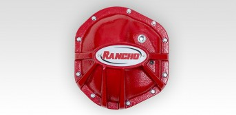 Differential Cover - Dana 44 - Red - rockGEAR™