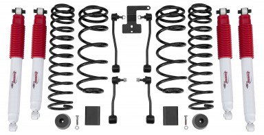 2020 - 2018 Jeep Wrangler JL - 3-in. Suspension System - RS66121BR5
