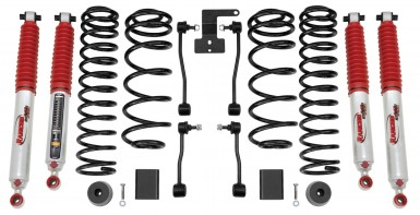 Rancho® 2-in. to 3.5-In. Sport Suspension System with RS9000®XL Shocks for Jeep® Wrangler JL Diesel