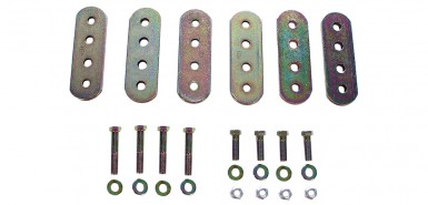 Rancho Transfer Case Spacer Kit - RS6631