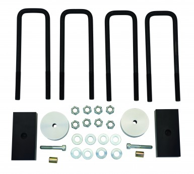Rancho Suspension Leaf Spring Block Kit - RS70302