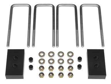 Rancho Rear Block Kit - RS70501