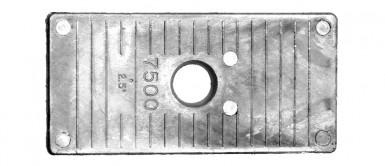 Rancho Leaf Spring Hardware - RS7500