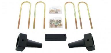 Rancho Suspension Leaf Spring Block Kit - RS80053