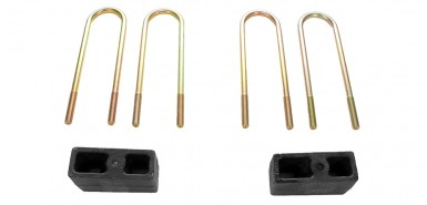 Rancho Suspension Leaf Spring Block Kit - RS80054