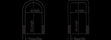 Rancho U-Bolt Kit - RS720