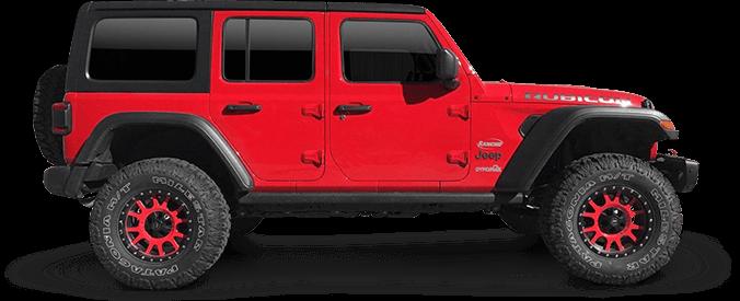 Jeep JL rockGEAR™