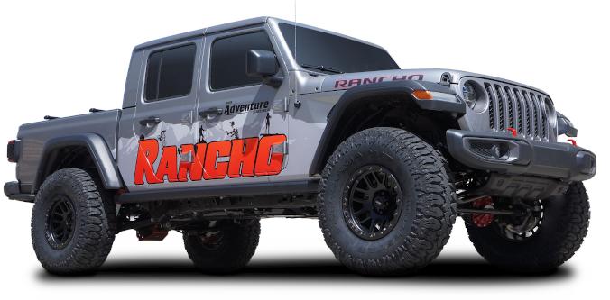 Jeep JT rockGEAR™