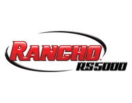 Rancho® Performance Suspension & Shocks: RS5000™ Logo