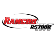 Rancho® Performance Suspension & Shocks: RS7000®MT Logo