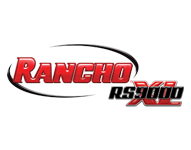 Rancho® Performance Suspension & Shocks: RS9000™XL Logo