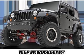 Jeep JK rockGEAR™
