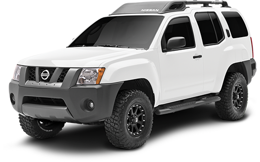 2004 - 2000 Nissan Frontier / Xterra 2WD - 2.5-in. Suspension System - RS6592