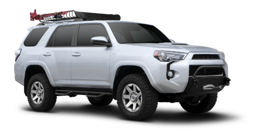 2020 - 2003 Toyota Tacoma 2/4WD 6-Lug / 4Runner 4WD - 2.25-in. LEVEL IT System (Suspension Kit)