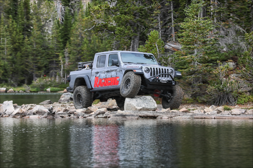 2020 Jeep JT Rubicon - Level It 1.5-in. Suspension System - RS66127BR9