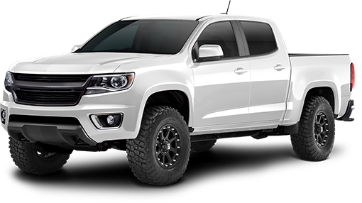 2018 - 2015 Chevy Colorado / GMC Canyon - 1.75-in. LEVEL IT Suspension System w/ RS7000MT Front Shocks