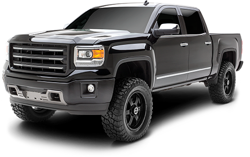 2018 - 2014 Chevy Silverado / GMC Sierra 1500 4WD - O.E. Aluminum Upper Control Arms - 4.5-in. Suspension System - RS66309B