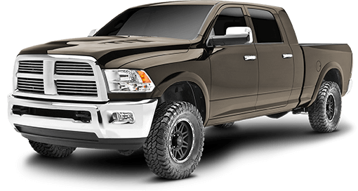2017 - 2014 Ram 2500 / 3500 4WD - 2.5-in. LEVEL IT System w/ RS9000XL Front Shocks - RS66454R9